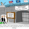 Cartoon:  2013 KBIS in New Orleans
